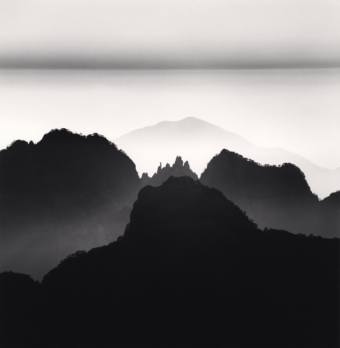 Huangshan Mountains Study 2