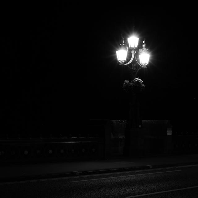 York at Night, 01