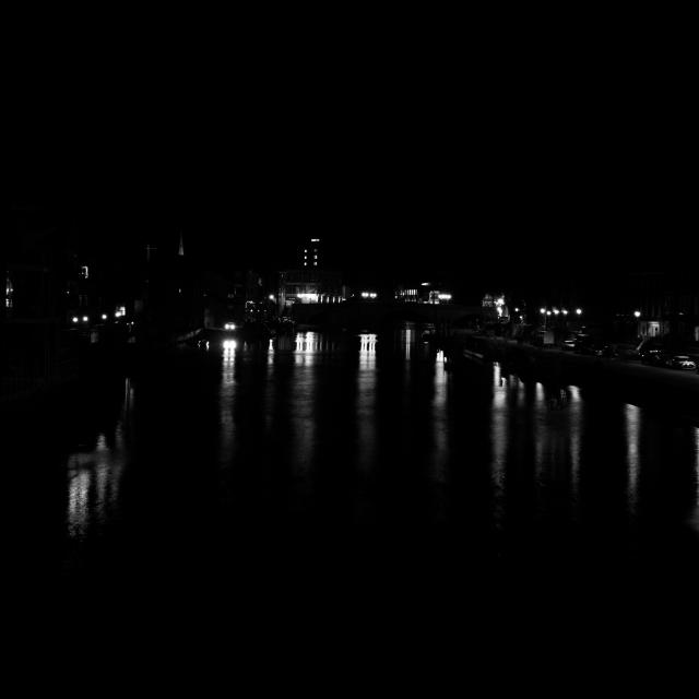 York at Night, 02