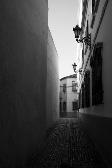 Calle Manuel Montero, Ronda